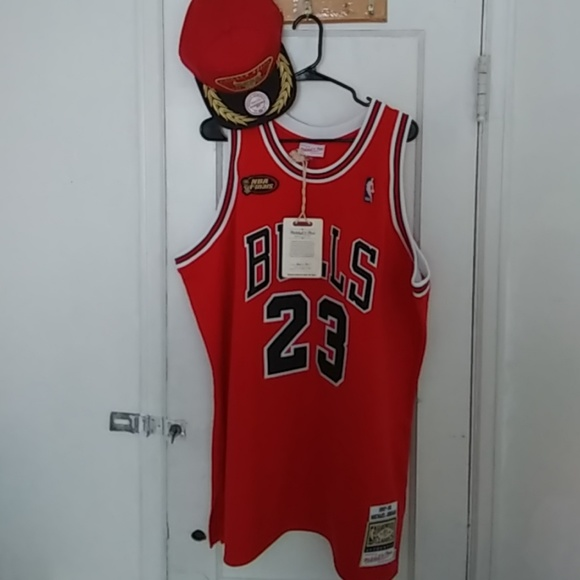 Mitchell and ness hardwood classic micheal jordan aa538c8da